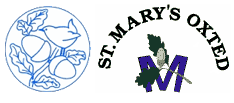 Downs Way St Mary's logo